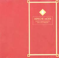 Depeche Mode Everything Counts '83 + Live MCD 586306