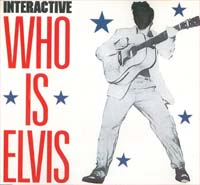 Interactive Who Is Elvis MCD 586738