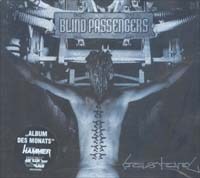 Blind Passengers Bastard Ltd. CD 588027