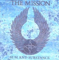 Mission Sum & Substance - Best Of CD 588594