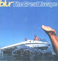 Blur Great Escape CD 588841