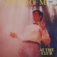 Afraid Of Mice At The Club 12'' 589307