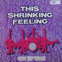 This Shrinking Feeling Out Of Reach LP 589416