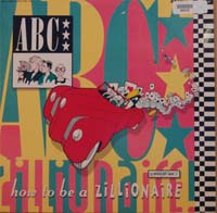 ABC How To Be A Zillionaire 12'' 589522