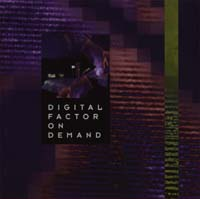 Digital Factor On Demand CD 598016