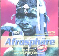 Various Artists / Sampler Afrosphäre Vol. 01 CD 600420