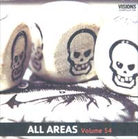 Various Artists / Sampler All Areas 54 CD 600720